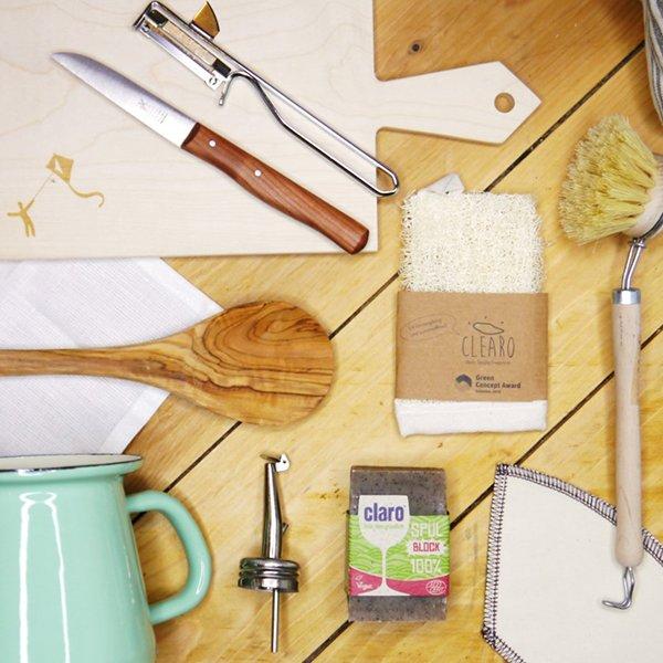 Nachhaltigkeit für deine Küche