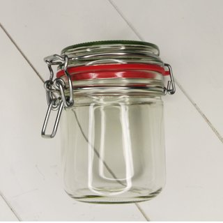 Vorratsglas Bügelglas 400 ml