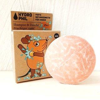 Hydrophil die Maus Shampoo & Dusche Fruchtiger Apfel für Kinder