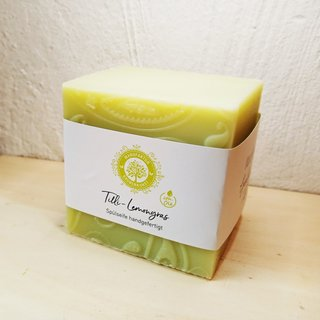 Sauberkunst Spülseife festes Spülmittel Tilli Lemongras