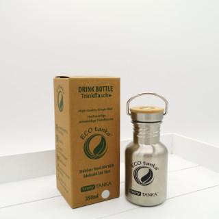ECOtanka Teeny Tanka Trinkflasche Edelstahl 350 ml