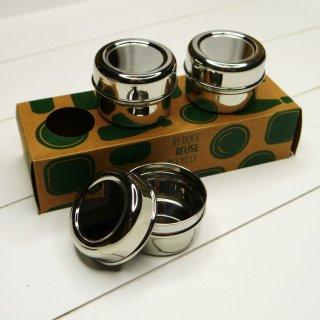 Eco Brotbox 3er Chutneyboxen
