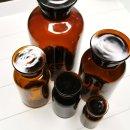 Apothekerflasche Braunglas groß 1000 ml