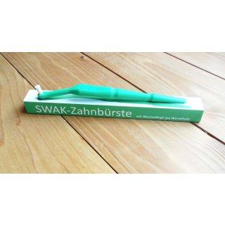 SWAK Zahnbürste 3.4 dunkelgrün
