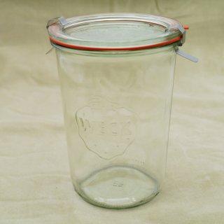 WECK Sturzglas 850 ml mit Deckel