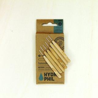 Hydrophil Interdental Sticks 0,40 mm mit Bambusgriff Größe 0