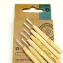 Hydrophil Interdental Sticks 0,50 mm mit Bambusgriff Größe 2