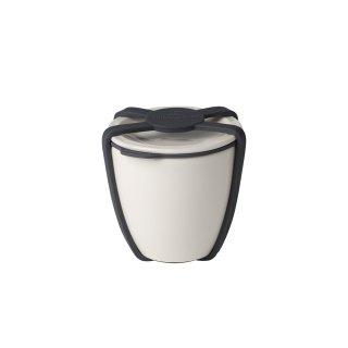 Villeroy & Boch Porzellanschale To Go Weiß Größe S
