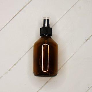 Braunglas Flasche mit Sprühaufsatz 200 ml