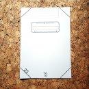 soisi Schulheft ohne Plastikumschlag DIN A4 Lineatur 25